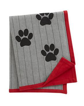 1. Pawprint Blanket