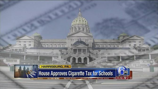 After battle, Pa. House approves Philly cigarette tax
