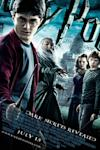 Poster of Harry Potter and the Half-Blood Prince