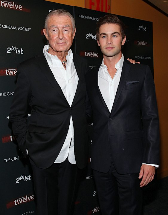 Twelve NY Premiere 2010 Joel Schumacher Chace Crawford