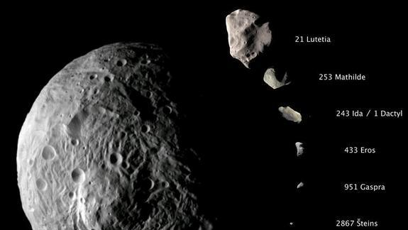 Huge Asteroid Vesta Actually an Ancient Protoplanet