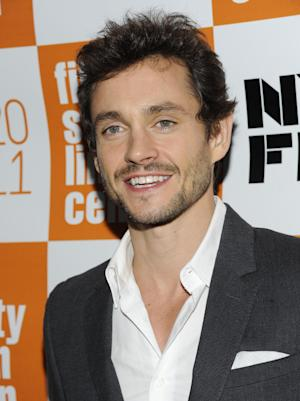 "FILE - In this Oct. 11, 2011 file photo, actor Hugh Dancy attends a screening of ""Martha Marcy May Marlene"" during the 49th Annual New York Film Festival at Alice Tully Hall in New York. Dancy returns to Broadway in the tricky play ""Venus in Fur""  opening Nov. 8. (AP Photo/Evan Agostini, file)"