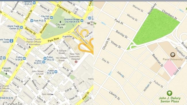 Apple ditched Google Maps over turn-by-turn navigation spat