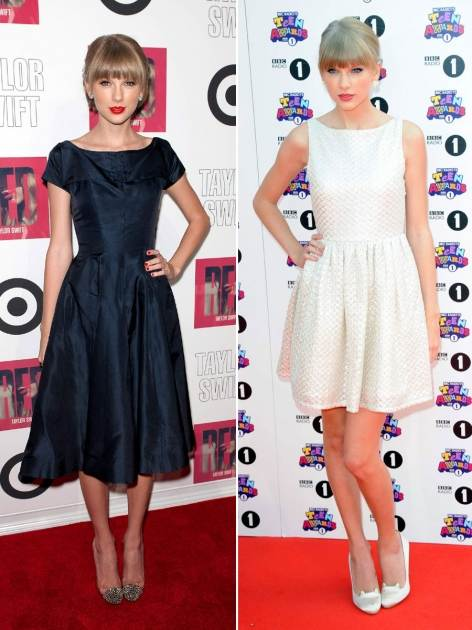 Taylor Swift -- Getty Images