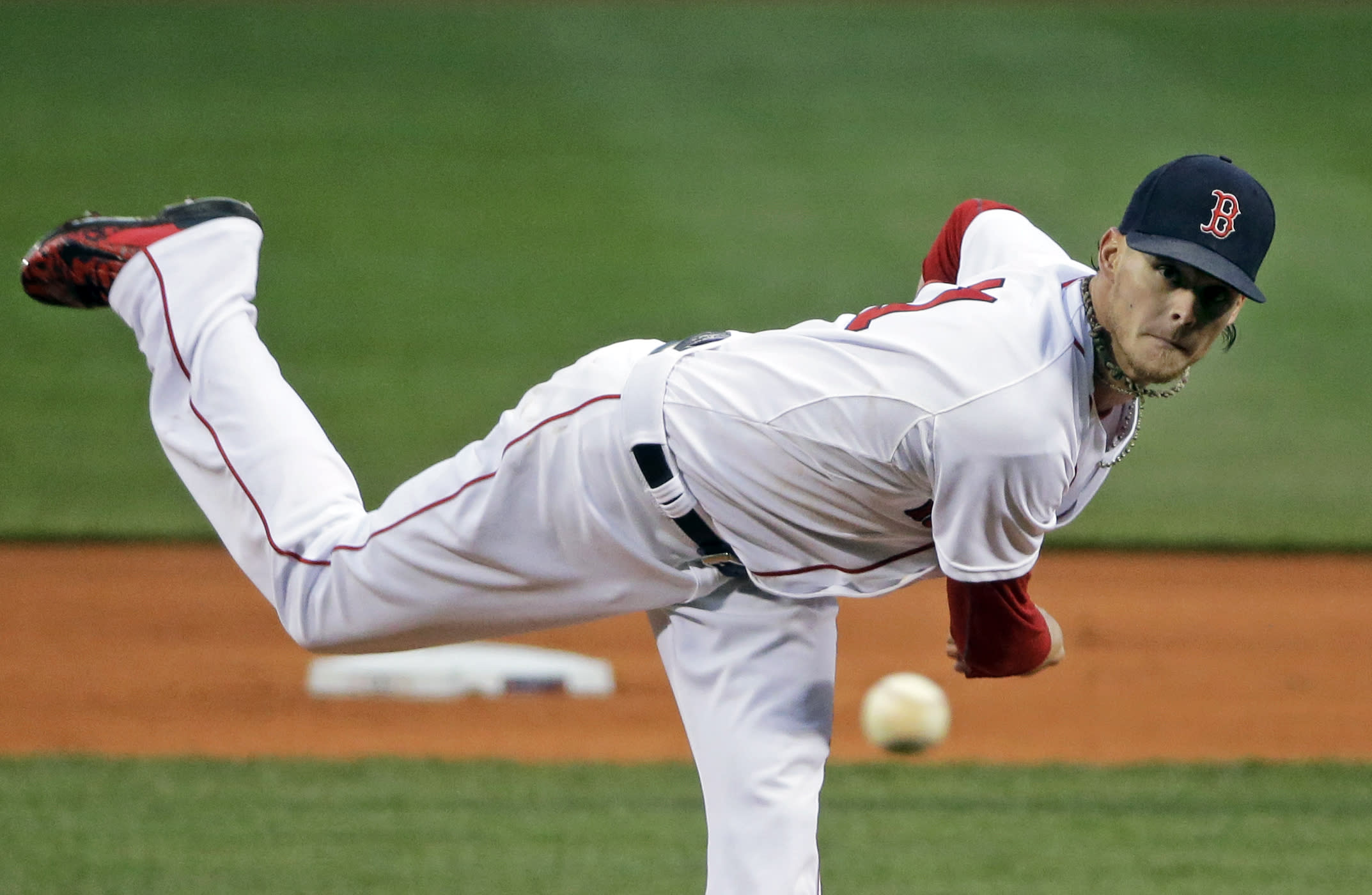 Boston ends skid with 1-0 win over Twins