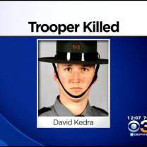 Pa. State Trooper Killed In Accidental Shooting At Montgomery County Gun Range