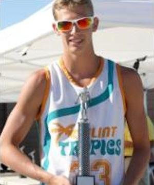 Zach Pickett has overcome paralysis below the waist to compete in water polo — ThePickettFence.org