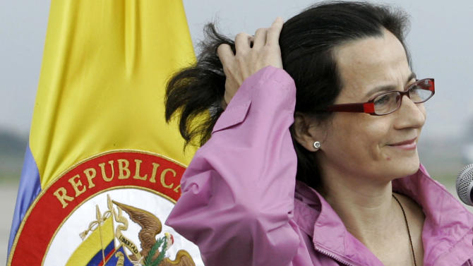Colombia judge nixes ban on film on hostage's baby
