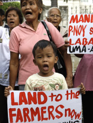 pinas balita:Philippine court orders Aquino kin to give up land