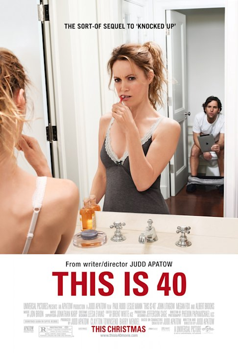Best and Worst Movie Posters 2012  This is 40