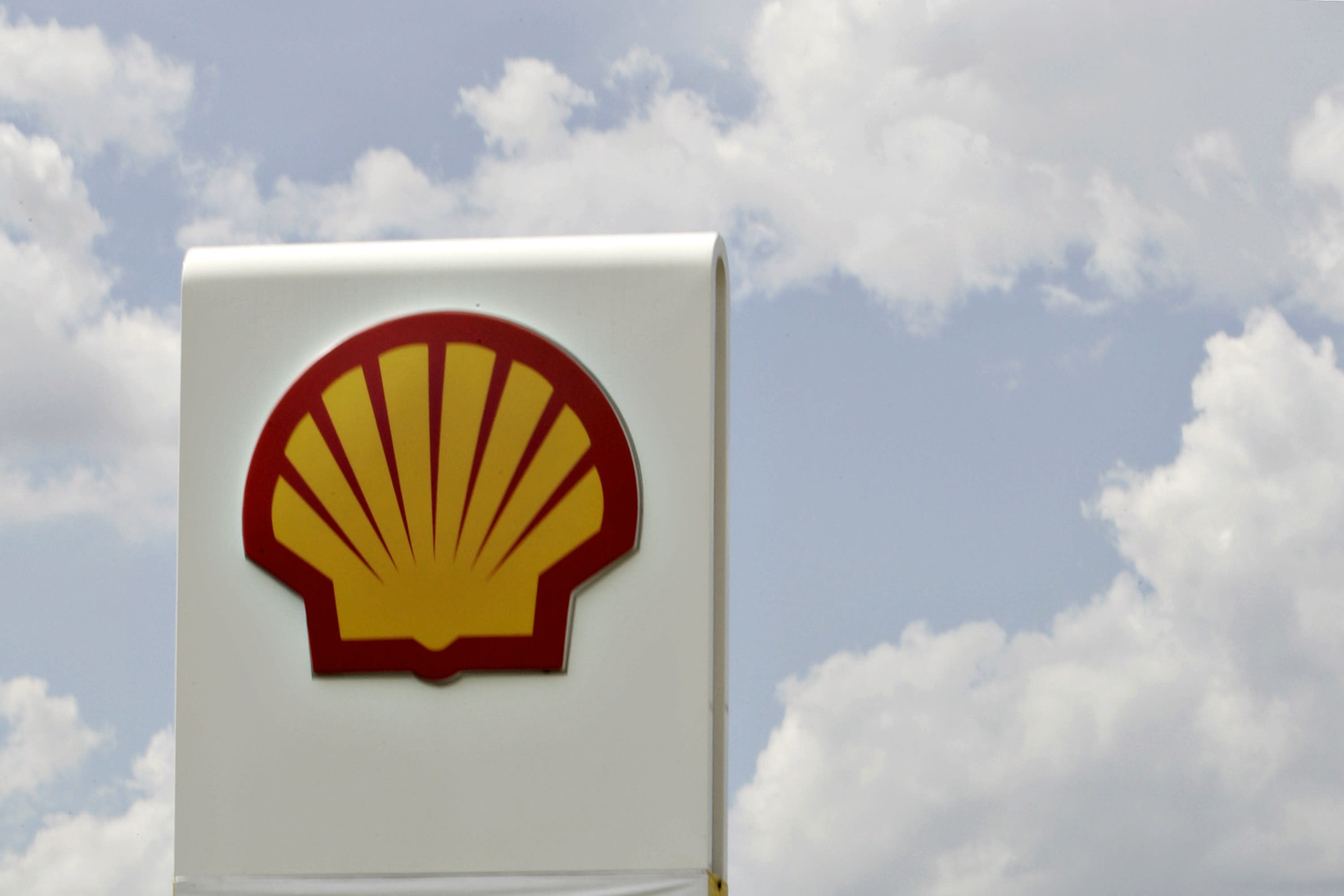 Shell revises down annual net profit after error