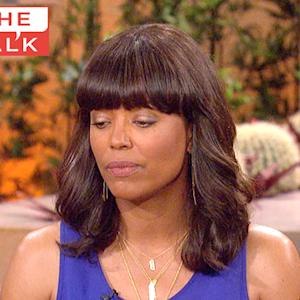 The Talk - Aisha Tyler Reveals Getting Kicked Out of High School