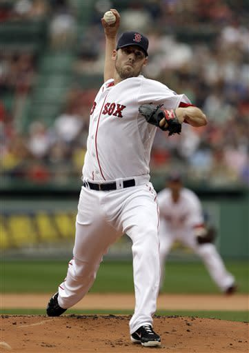 Lackey sharp as Red Sox beat Rockies 5-3