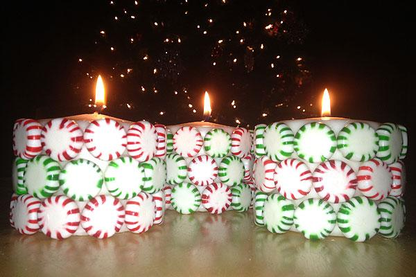 Peppermint Candles
