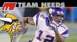 Minnesota Vikings: 2013 team needs