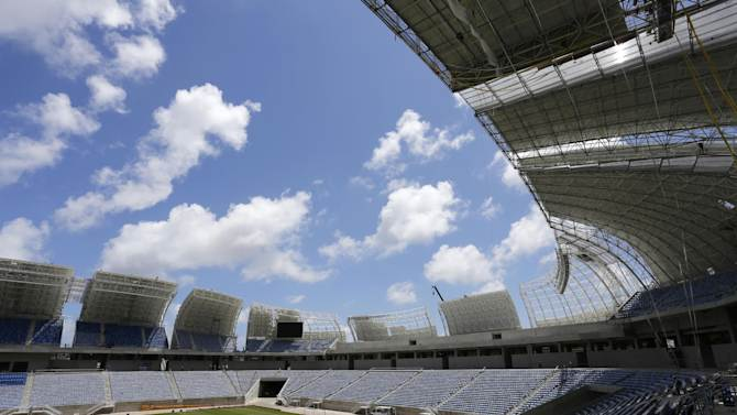 Valcke: No compromises for safety in Brazil venues