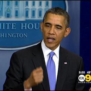 President Obama's End Of Year News Conference Examined