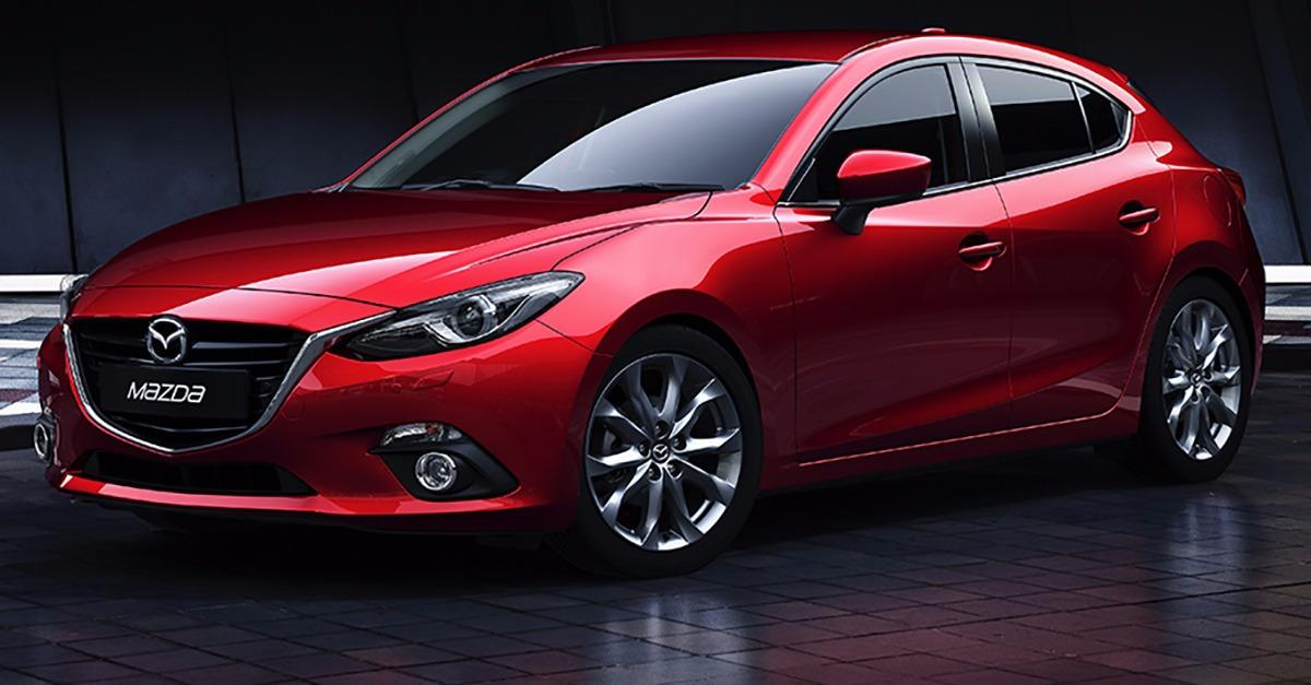 Sensible, But Exciting. MAZDA3