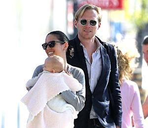 "Paul Bettany: Baby Agnes ""Is Beautiful"""