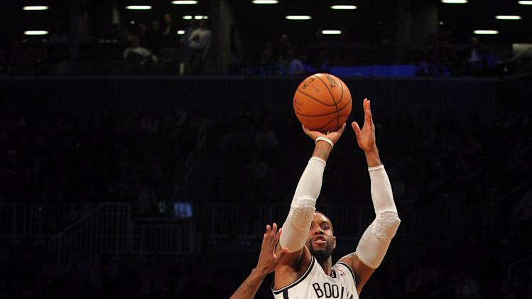NBA: Toronto Raptors at Brooklyn Nets