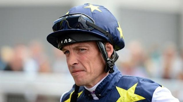 Jockey Richard Hughes (PA)