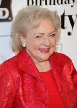 Betty White attends her 89th birthday party at Le Cirque in New York City on January 18, 2011  -- Getty Images