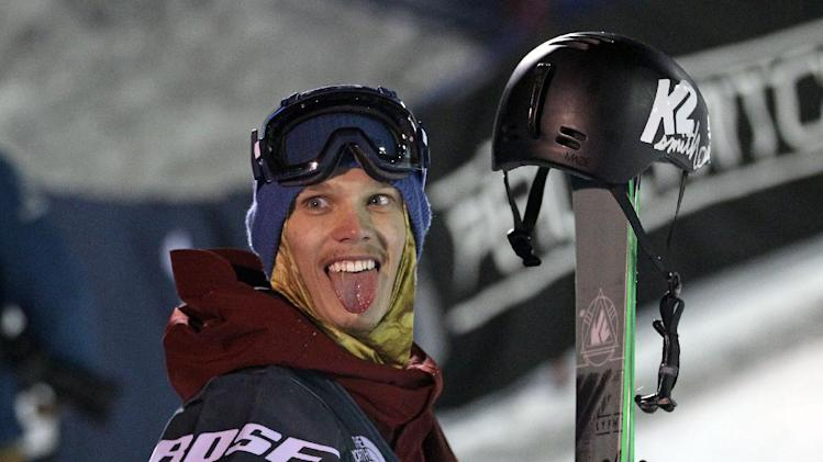 VanLaanen makes Olympic team in ski halfpipe