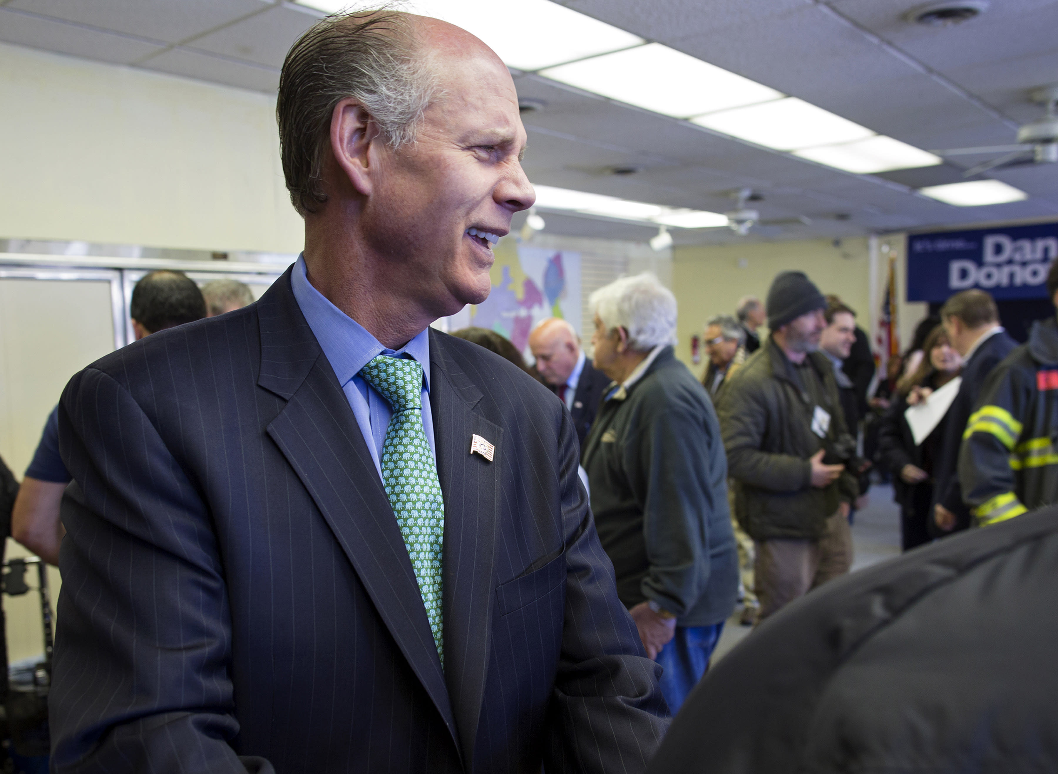 Chokehold case questions follow NY congressional candidate
