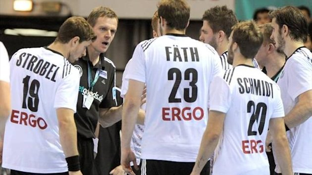Saison 2012/2013: Deutsche Nationalmannschaft (DHB)