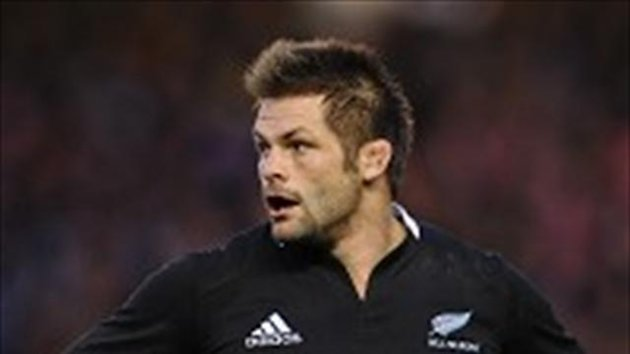 Richie McCaw has played 116 Tests for New Zealand