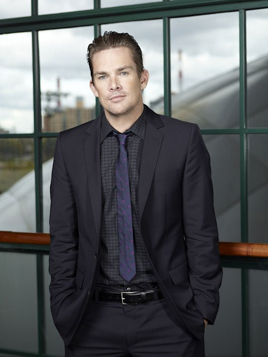 "Mark McGrath competes in ""The Celebrity Apprentice."""