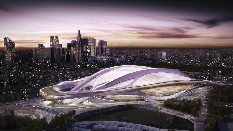 Architect: 2020 Tokyo Olympic stadium is too big