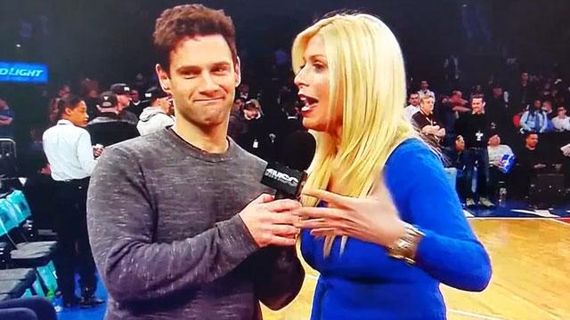 Most Awkward Interview Ever? Justin Bartha Embarrasses Jill Martin over Bradley Cooper 'Obsession'