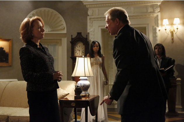 &quot;Scandal&quot; -- &quot;Defiance&quot;