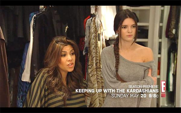 'KUWTK' Season 7 Preview: Kourtney & Kendall Attack Kris Jenner