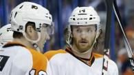 Couturier, Raffl primed for Flyers opener; Gagner to be scratched?