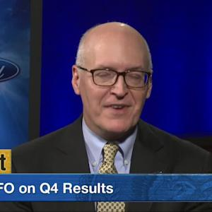 Ford CFO Sees Brighter 2015 Despite Russia, Venezuela Headwinds