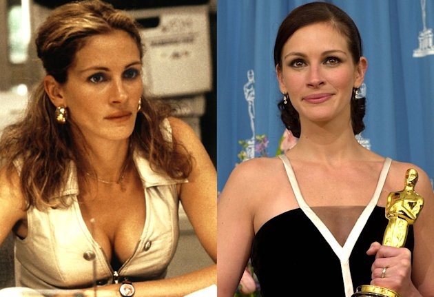 Julia Roberts, Best Actress of 2000, 'Erin Brockovich'
