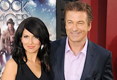 Alec Baldwin and Hilaria Thomas | Photo Credits: Gregg DeGuire/WireImage