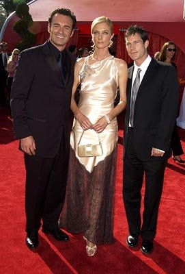 Julian McMahon, Joely Richardson, Dylan Walsh 55th Annual Emmy Awards - 9/21/2003