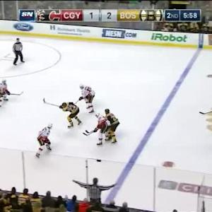Karri Ramo Save on Chris Kelly (14:04/2nd)