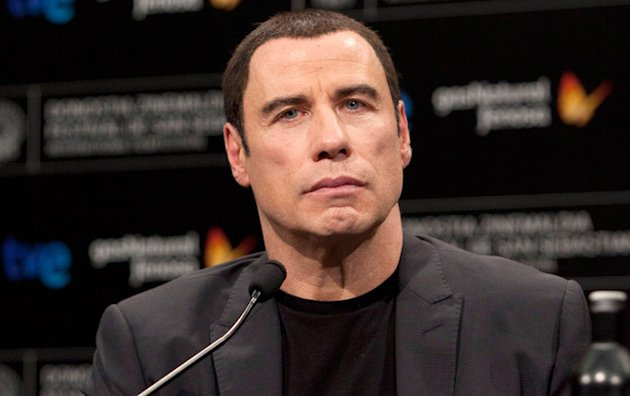 John Travolta : Invité surprise