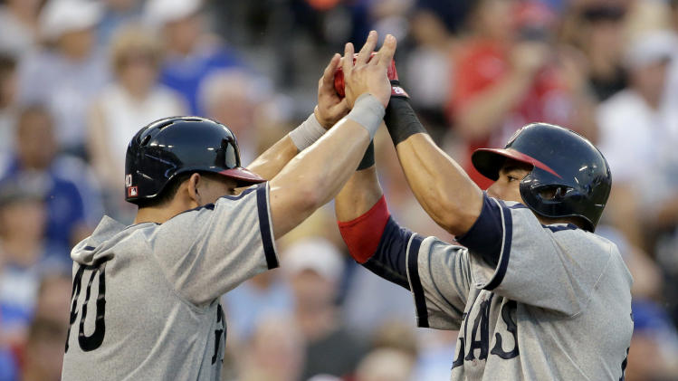 Zimmermann leads Nationals past KC 7-2