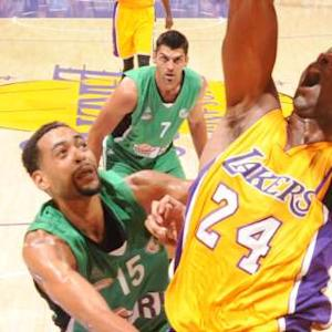 Maccabi Haifa vs. Lakers