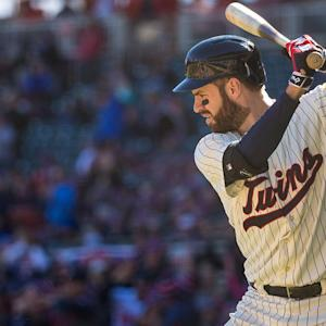 Twins' Joe Mauer cites concussion symptoms for blurred vision at plate