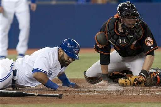 Betemit lifts Orioles over Blue Jays 7-5