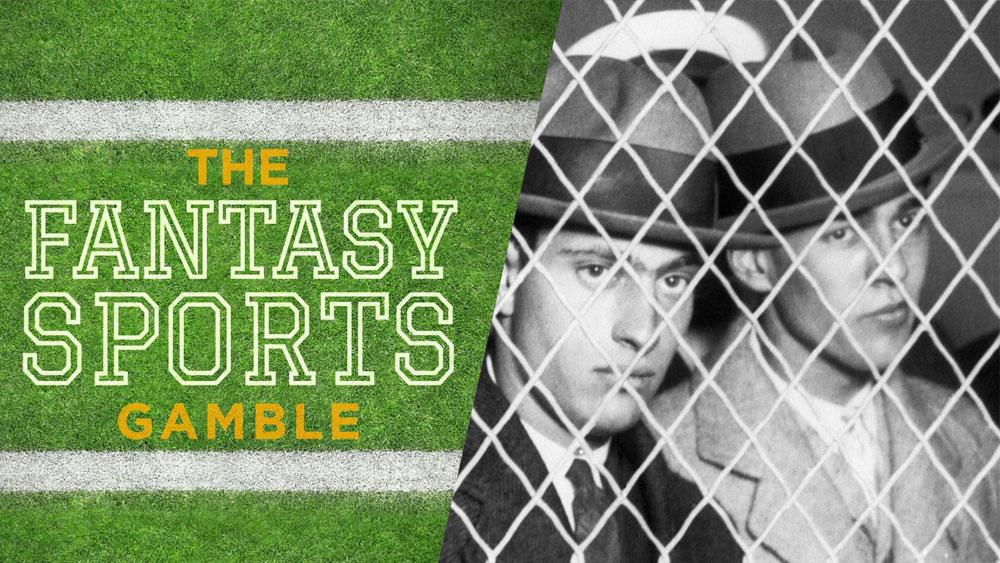 TV Review: Frontline's 'The Fantasy Sports Gamble,' American Experience's 'The Perfect Crime'