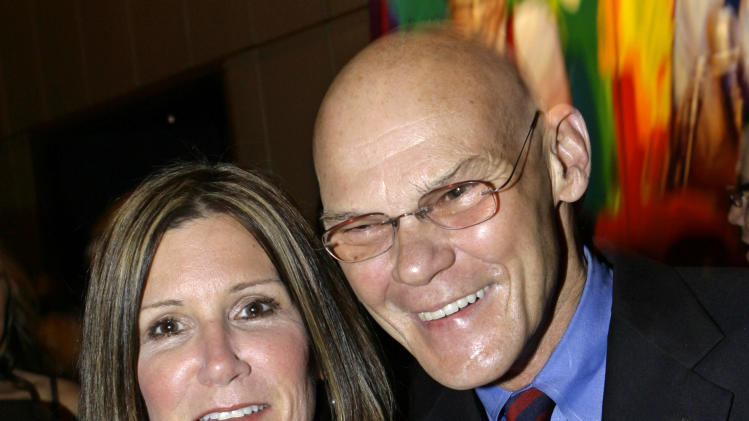 Carville and Matalin working on joint memoir
