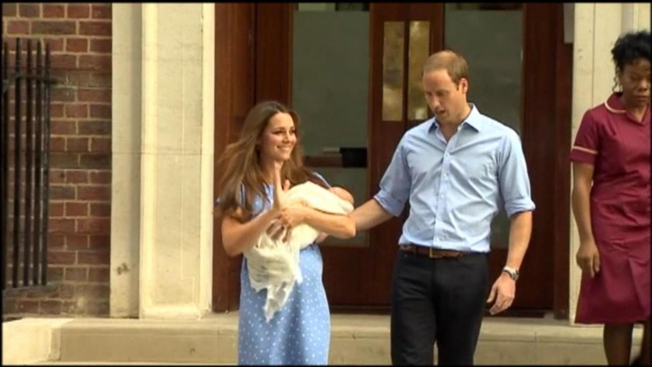Royal Baby Fans Offer Advice to Induce Labor