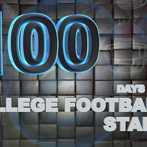 100 Days Until College Football's Return